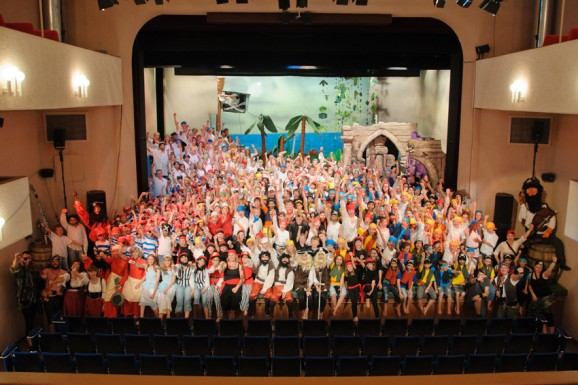 Kindermusical Piraten Theather Arth