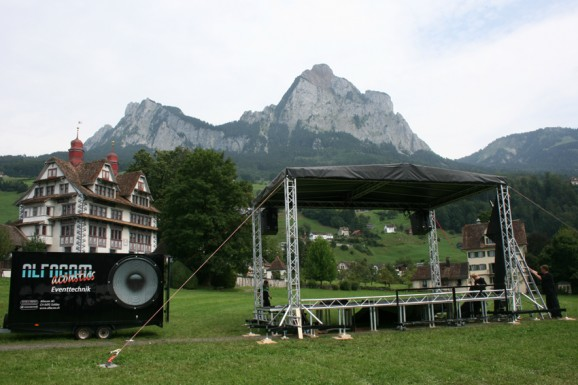 Kinder Open Air Ital Redingplatz Schwyz